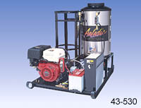 Self-Contained Stationary Pressure Washer