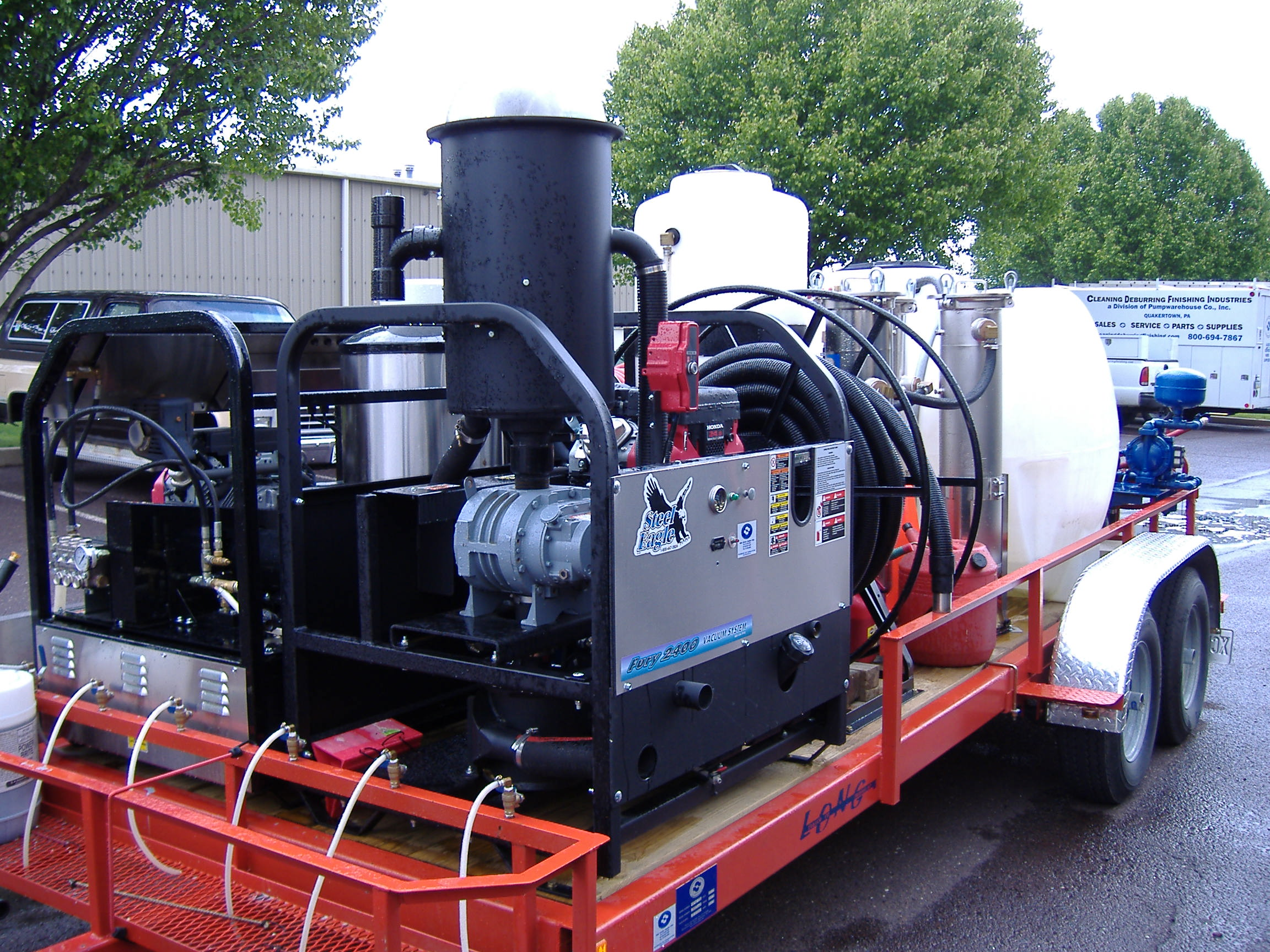 Pressure Washers Hot Cold Steam High Pressure Power